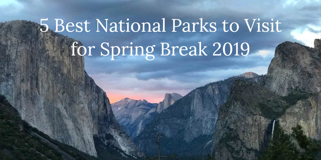 ic: Best National Parks to Visit in Spring
