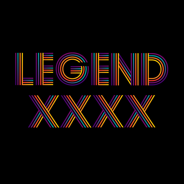 Legend Series XXXX