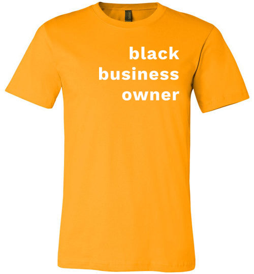 Black Business Owner