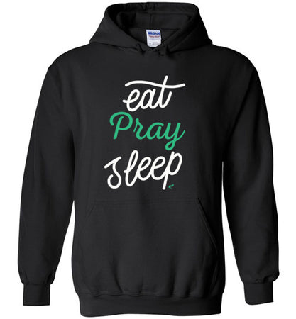 Eat Pray Sleep
