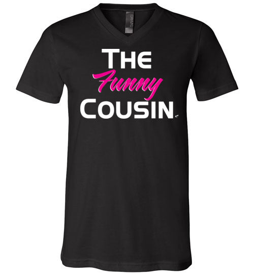 Funny Cousin Pink
