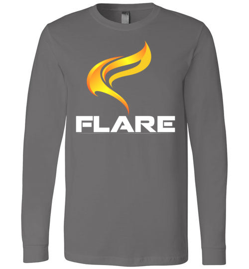 Flare Logo Long Sleeve