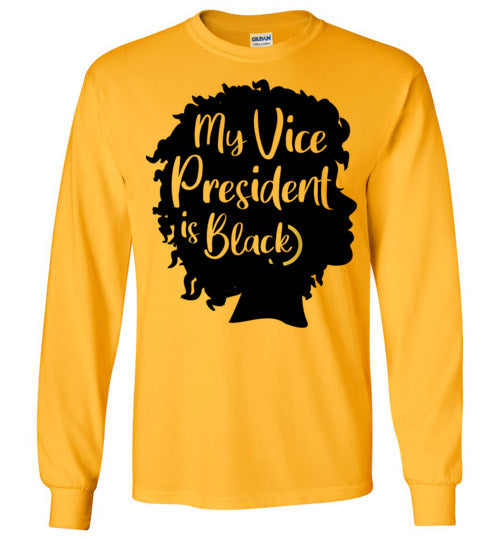 My Vice President Is Black