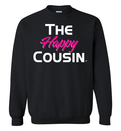 Happy Cousin Pink
