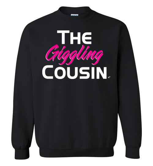 Giggling Cousin Pink