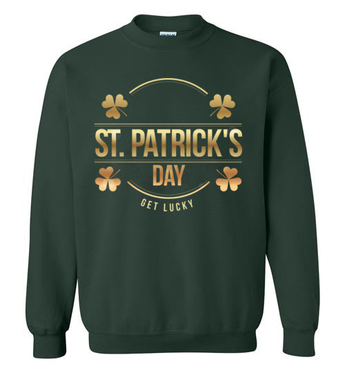 Golden St. Patrick's Day
