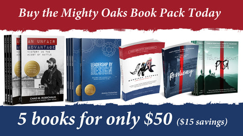 Mighty Oaks Book Pack