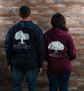 Mighty Oaks Hoodies