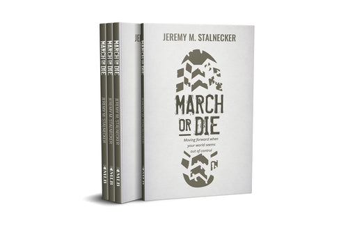 March or Die (Hardcover)