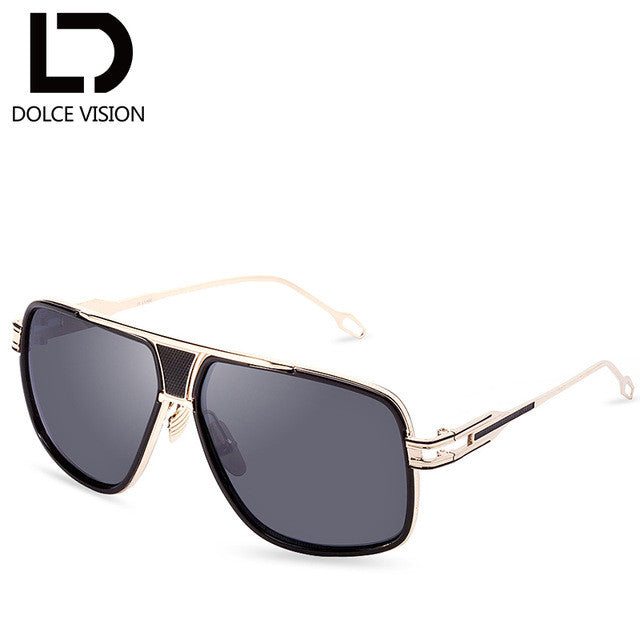 DOLCE Vision Rectangle Aviators
