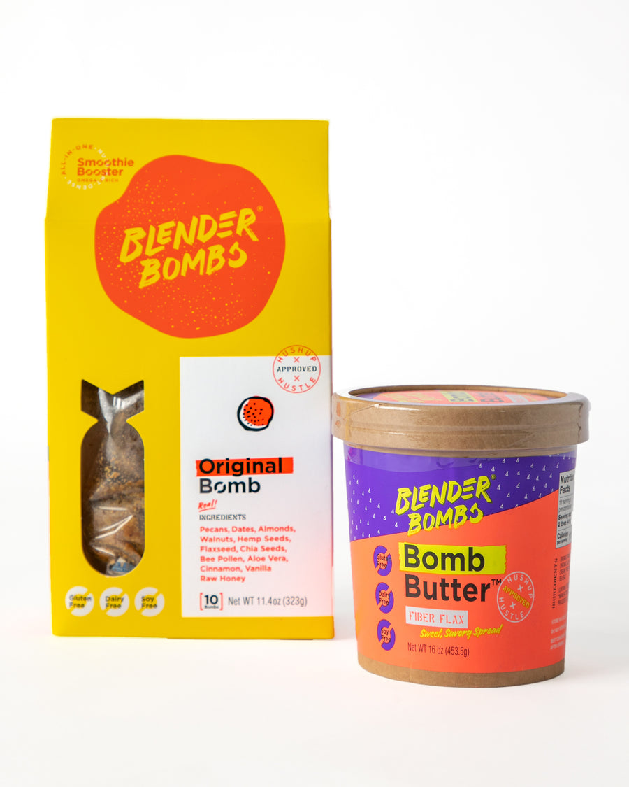 Blender Bombs + Bomb Butter