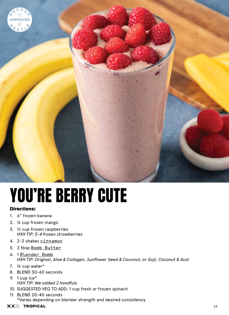 Smoothie Recipe E-Book