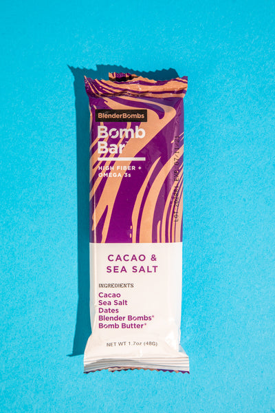 Bomb Bars - Cacao Sea Salt