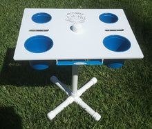 PVC stand for your Octable---Great for outdoor concerts on the grass--pool sun shelf---patio---backyard games---RV's too