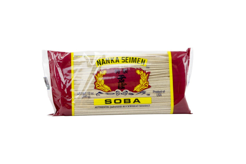 Soba Noodles Buckwheat 30/12 Oz