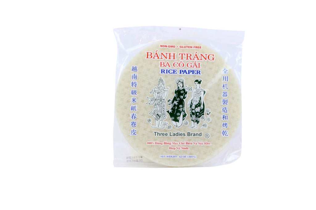 Rice Paper For Springrolls 11 Inch 44/12 Oz