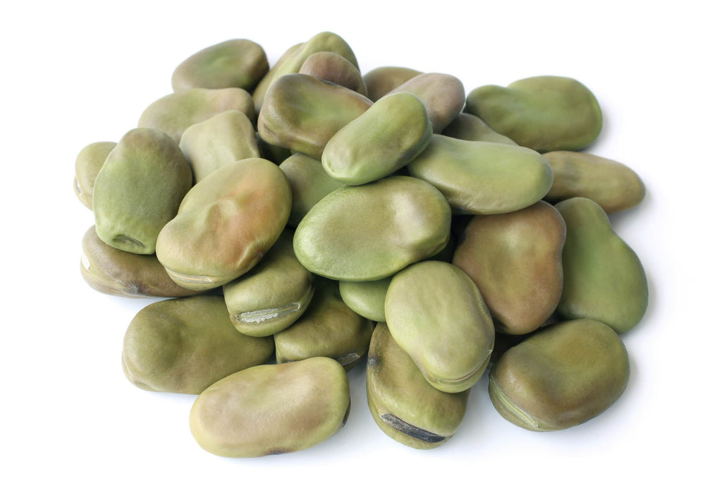 Fava Beans Dry Large Peeled: 16oz