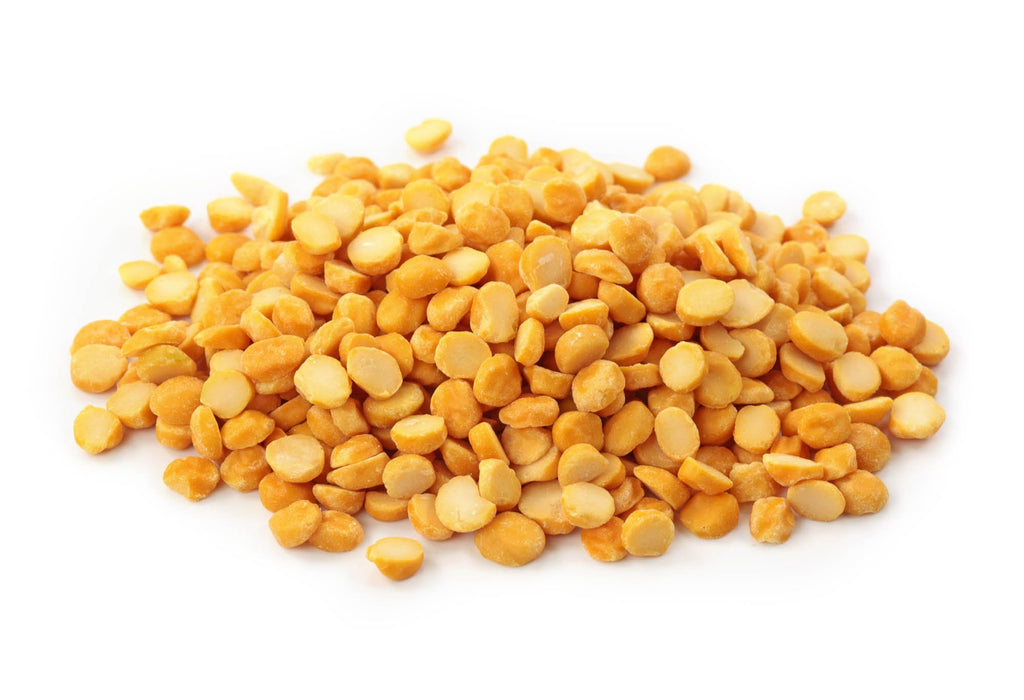 Split Peas Yellow Organic: 25lbs