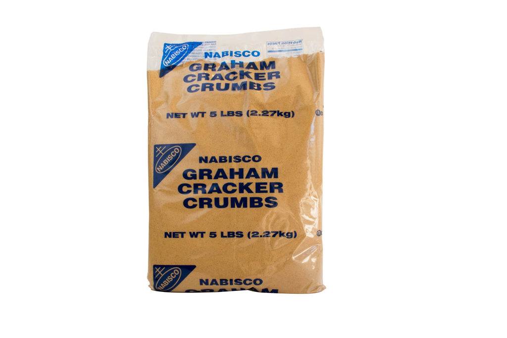 Graham Cracker Crumbs: 5lbs