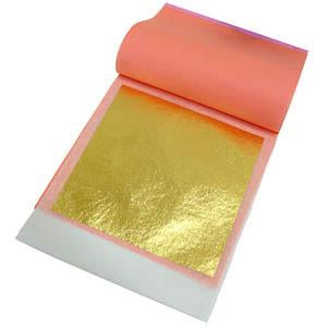 Gold Leaf Patent 23kt: 25 sheets