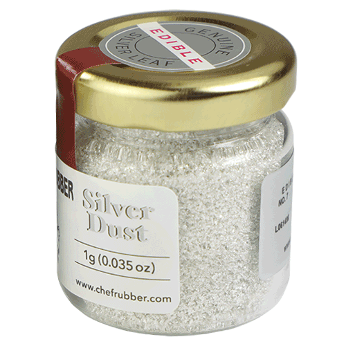 Silver Dust Pure: 1gr