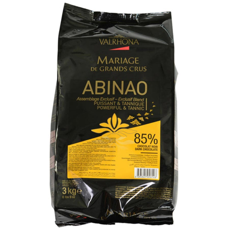 Abinao 85% Feves: 3kg