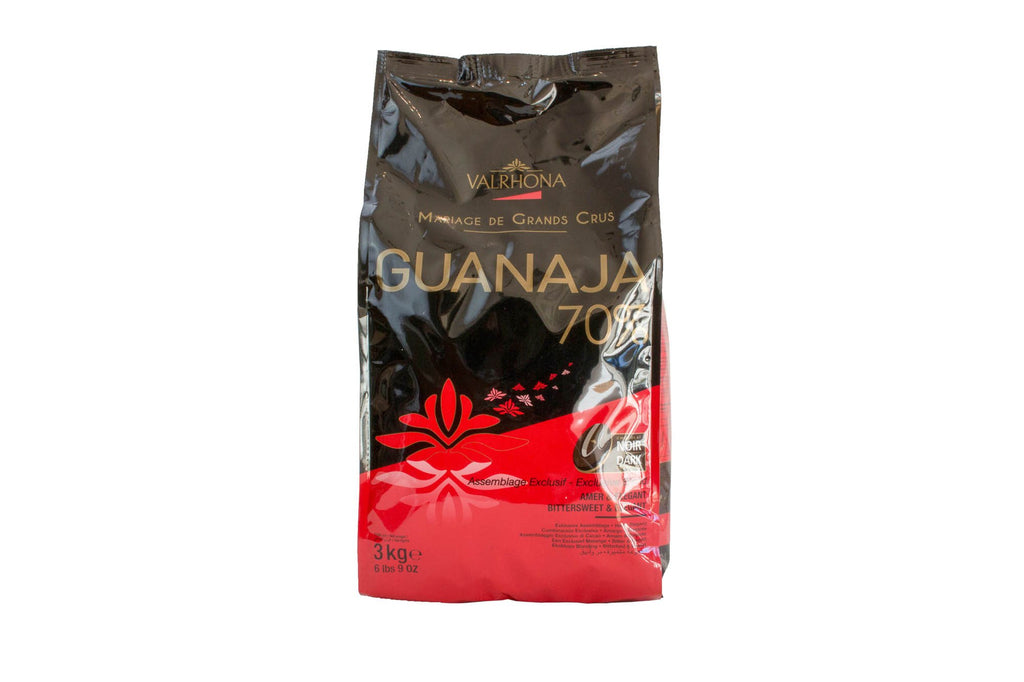 Guanaja 70% Feves, France* 3/6.6 Lb