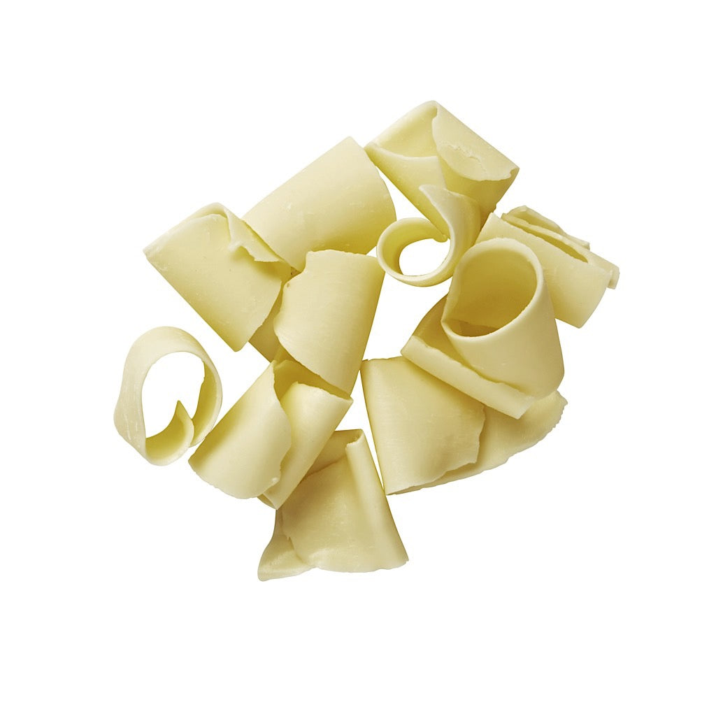 Large White Chocolate Shavings: 4lbs