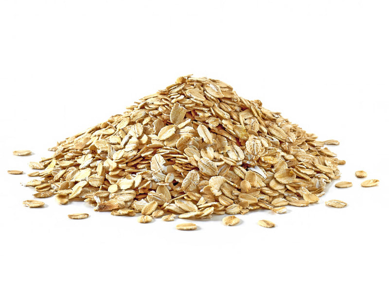 Oats Rolled Old Fashioned Organic 50 Lb