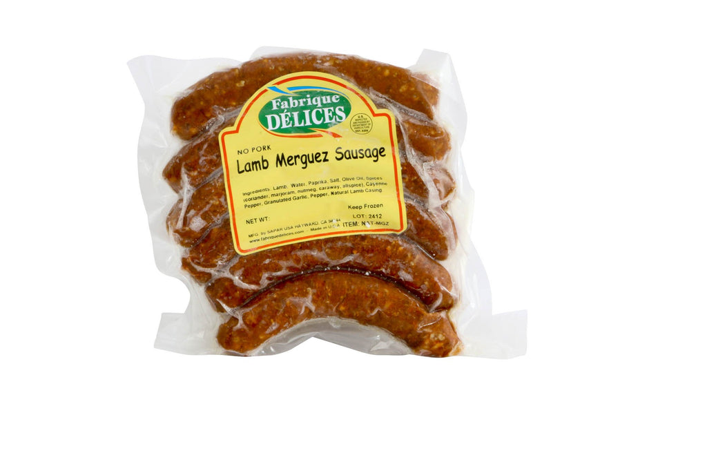 Merguez Beef & Lamb 12/12 Oz* Approx Weight (Price by lb)