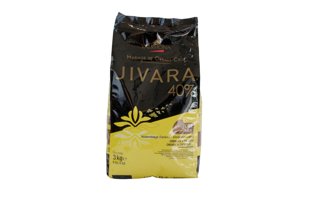 Jivara 40% Milk Feves: 3kg