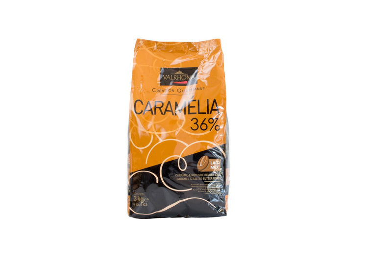 Caramelia Milk Feves: 3kg