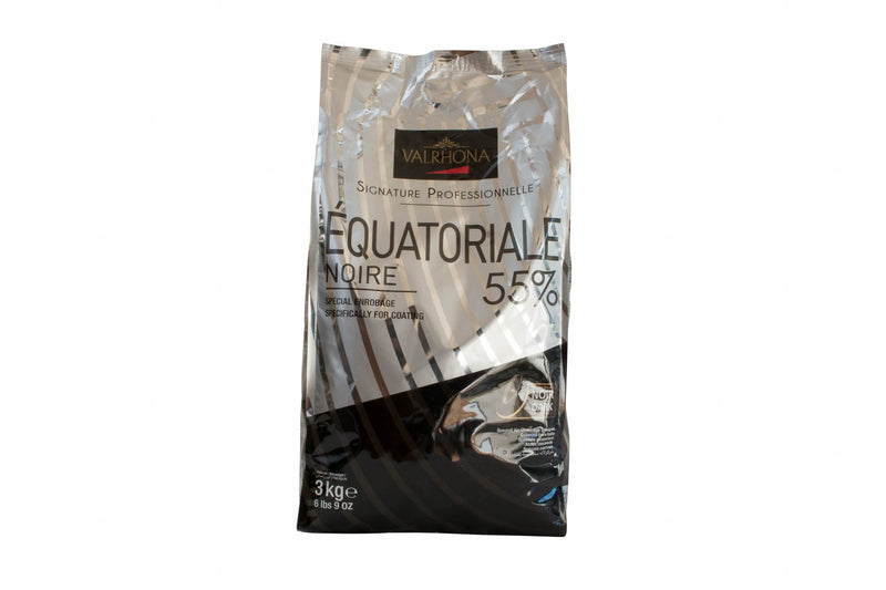 Equatoriale 55% Feves: 3kg