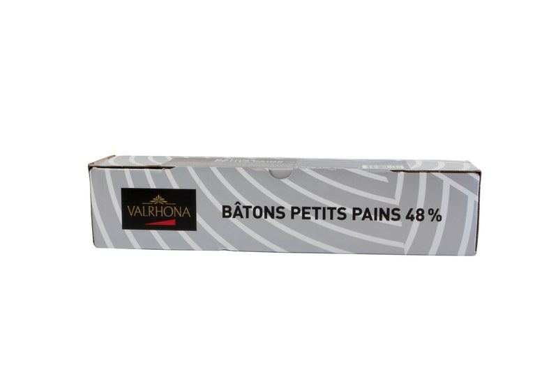 Chocolate Batons 48%: 300ct