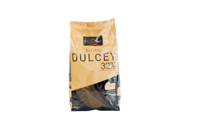 Dulcey 32% Blond Feves: 3kg