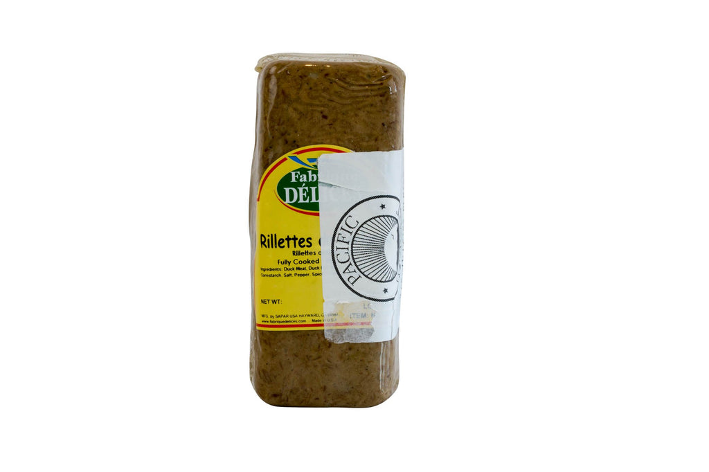 Duck Rillettes 2/2.2 Lb*
