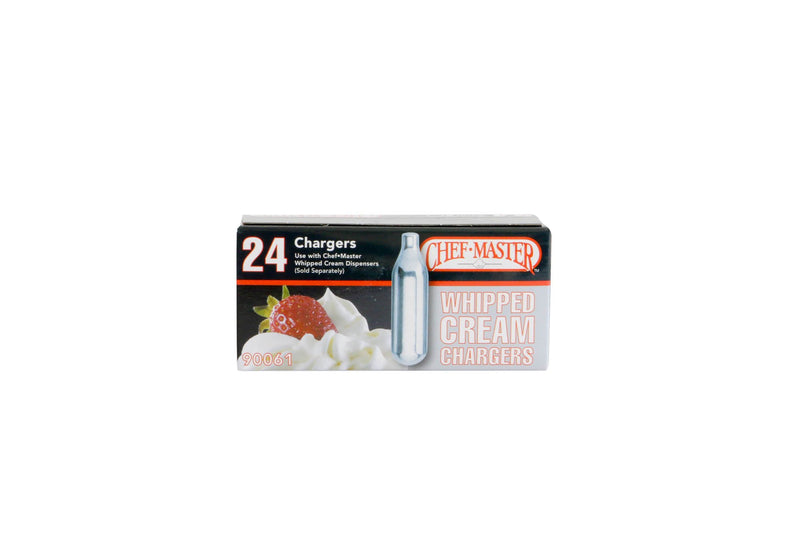 Whipped Cream Chargers: 24ct