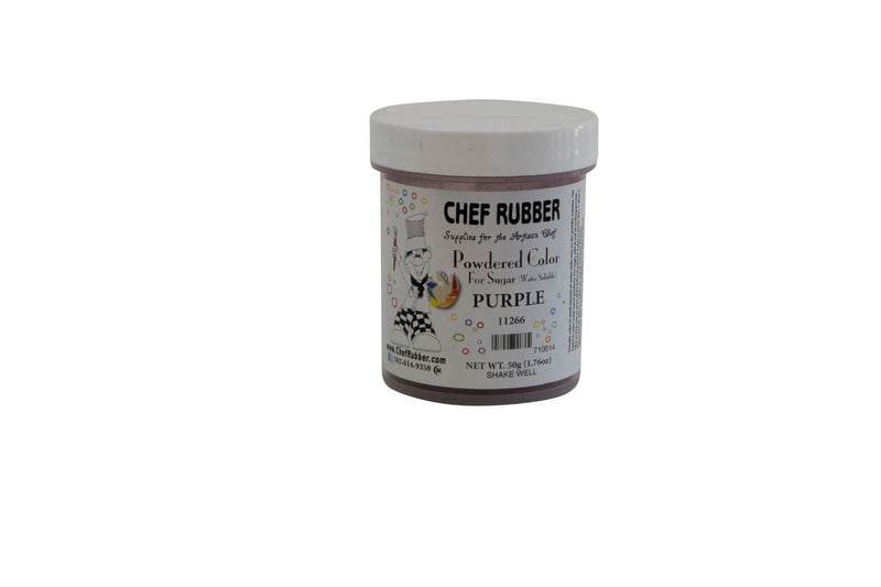 Food Color Powder - Purple: 50gr
