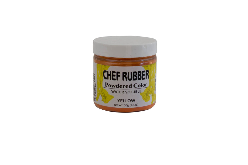 Food Color Powder Yellow (H20) 50 Gr