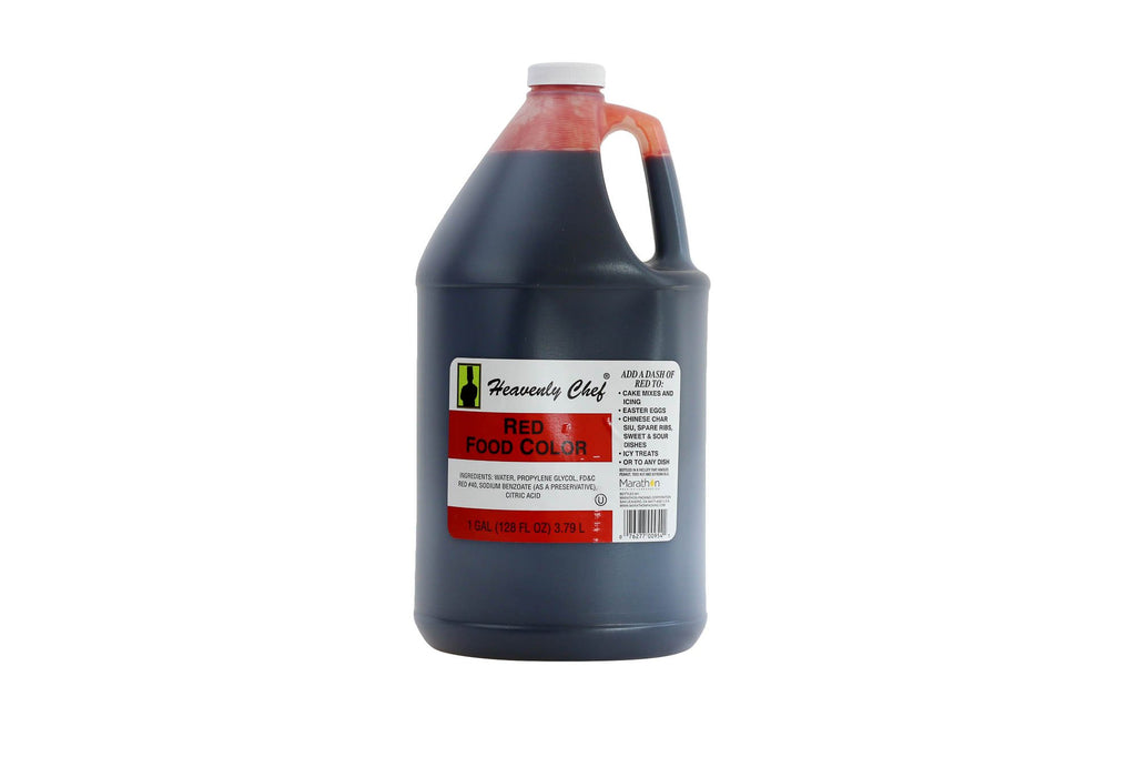 Red Liquid Food Color: 1gal