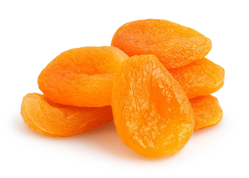 Dried Turkish Apricots: 5lbs