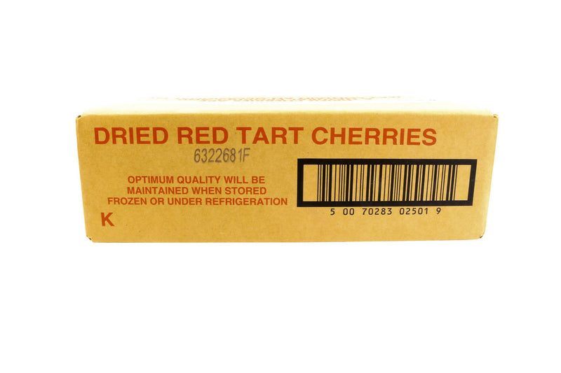 Dried Cherries Tart Organic 5 Lb