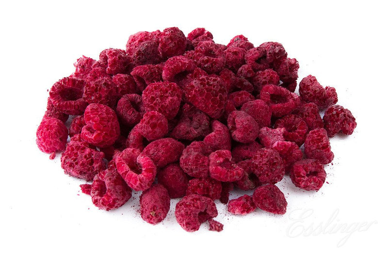 Freeze Dried Raspberries: 1.75lbs