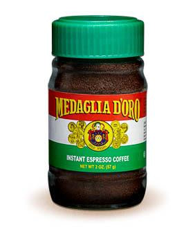 Espresso Powder Instant: 2oz