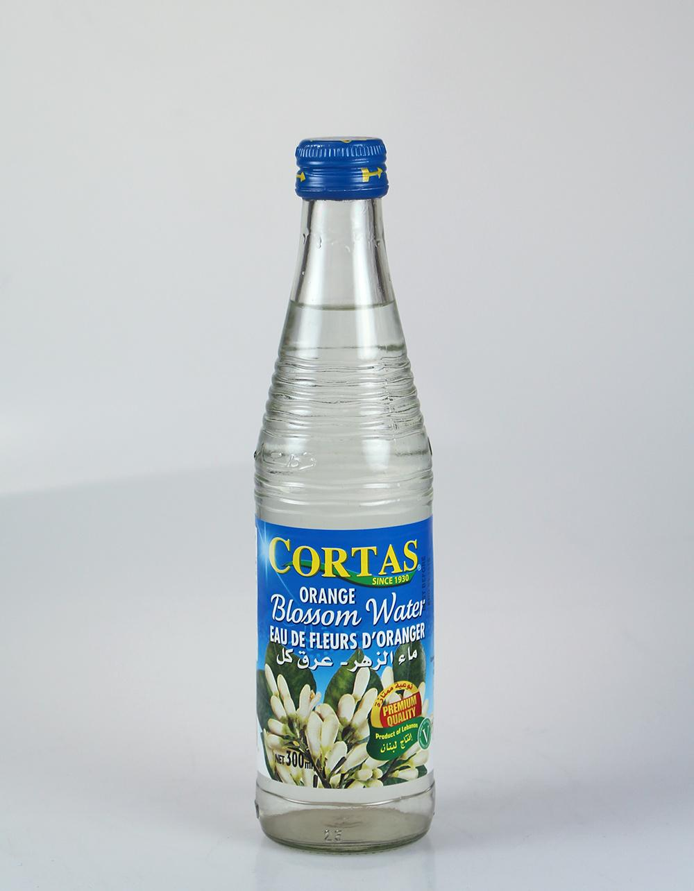 Orange Blossom Water: 10oz