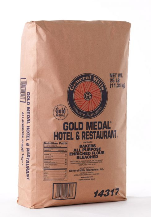 Self-Rising Flour: 25lbs