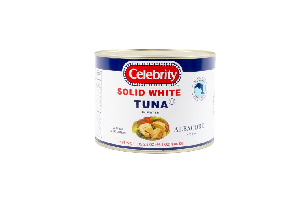 Tuna Solid White Albacore 6/66.5 Oz