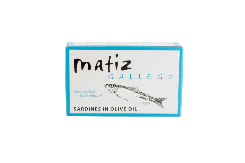 Sardines In Olive Oil , Spain 12/4.2 Oz