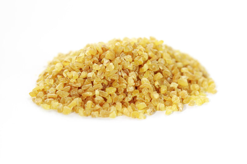 Bulgar Pilaff Medium Organic: 25lbs