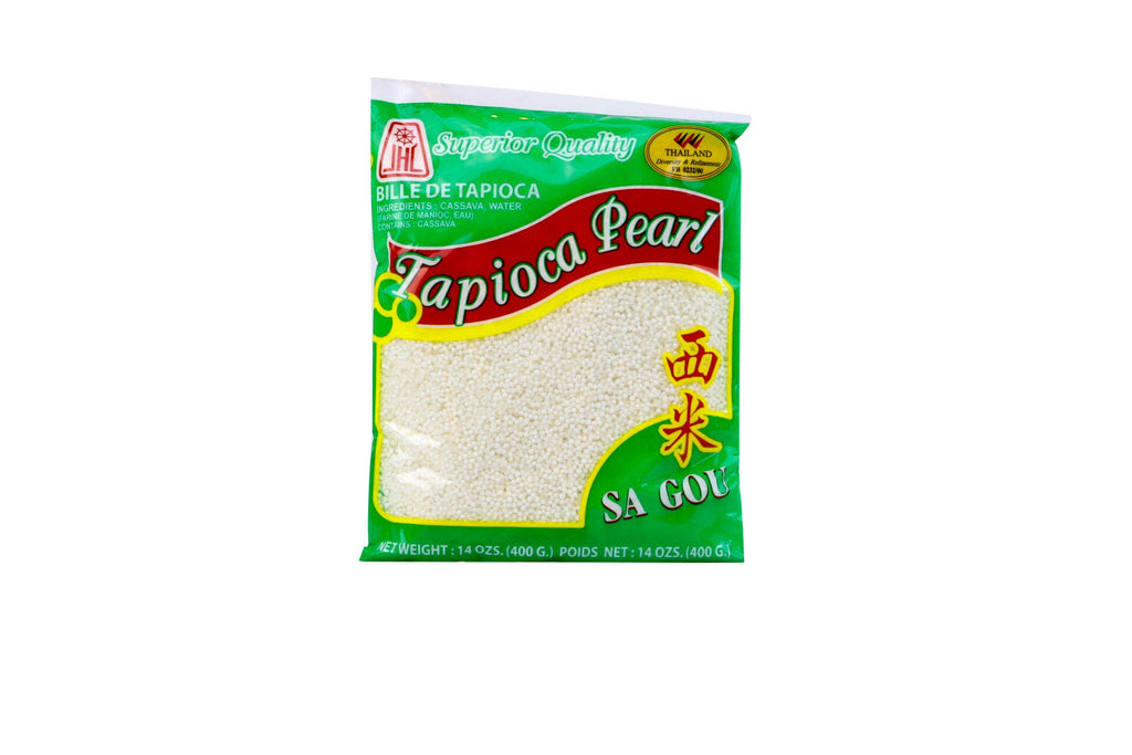 Tapioca Pearls Small 50/12 Oz